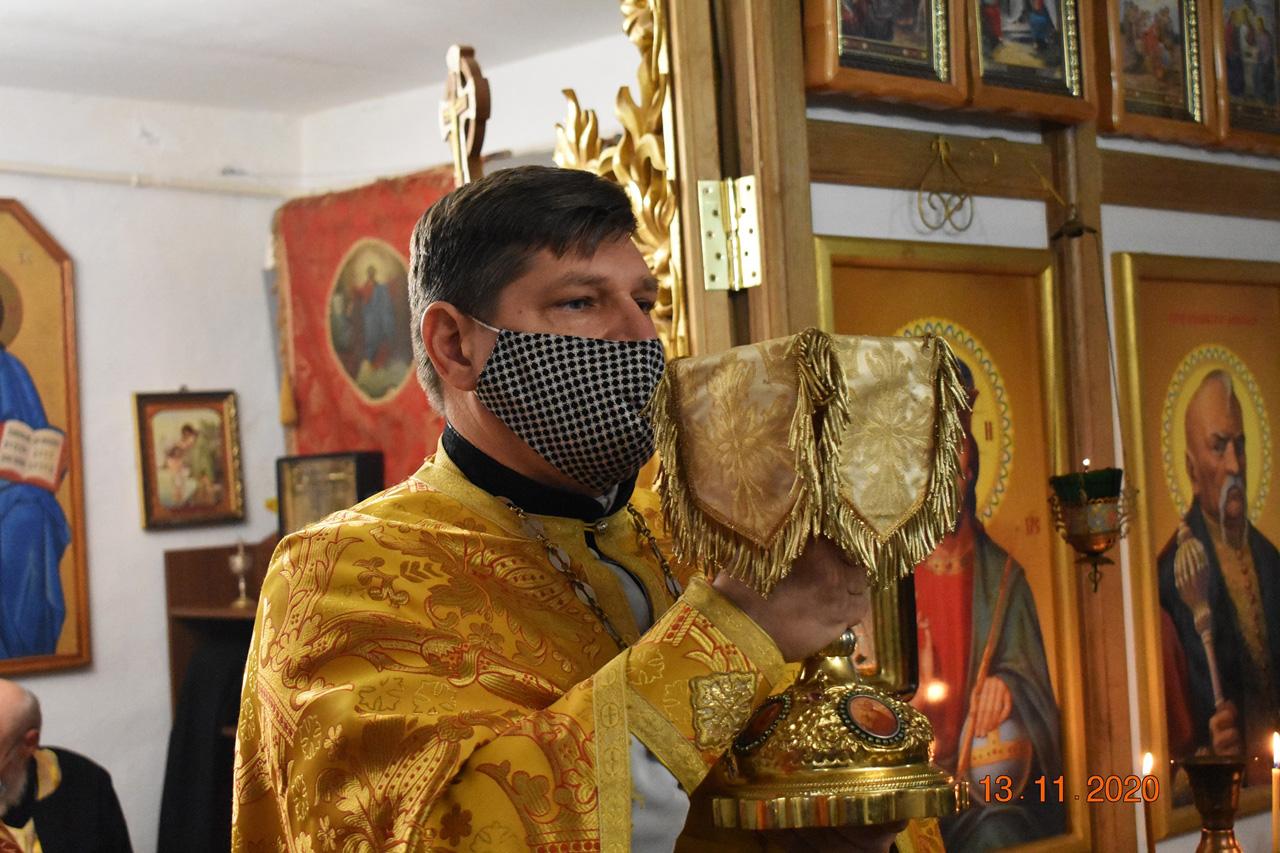 священик ПЦУ о.Вячеслав Рукас