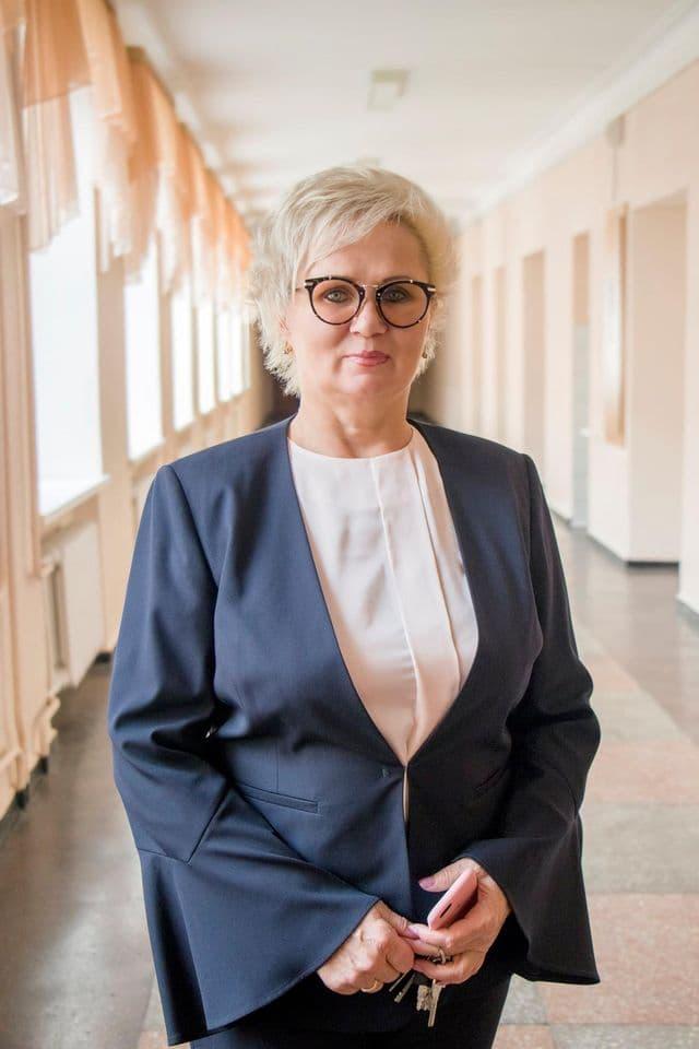 Світлана Нестуля — новообрана депутатка Полтавської міської ради