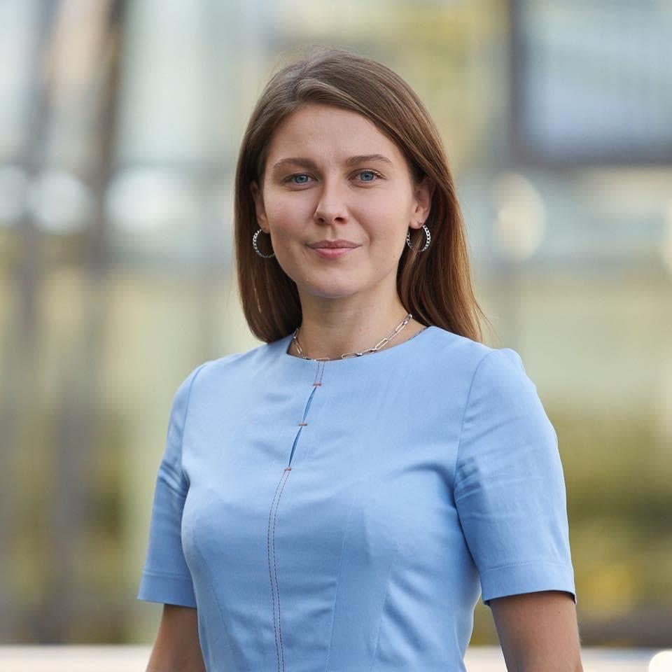 Марина Бардіна — народна депутатка України