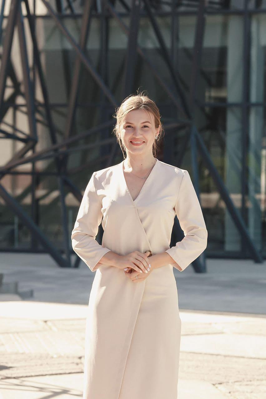 Катерина Бабіч — новообрана депутатка Полтавської міської ради
