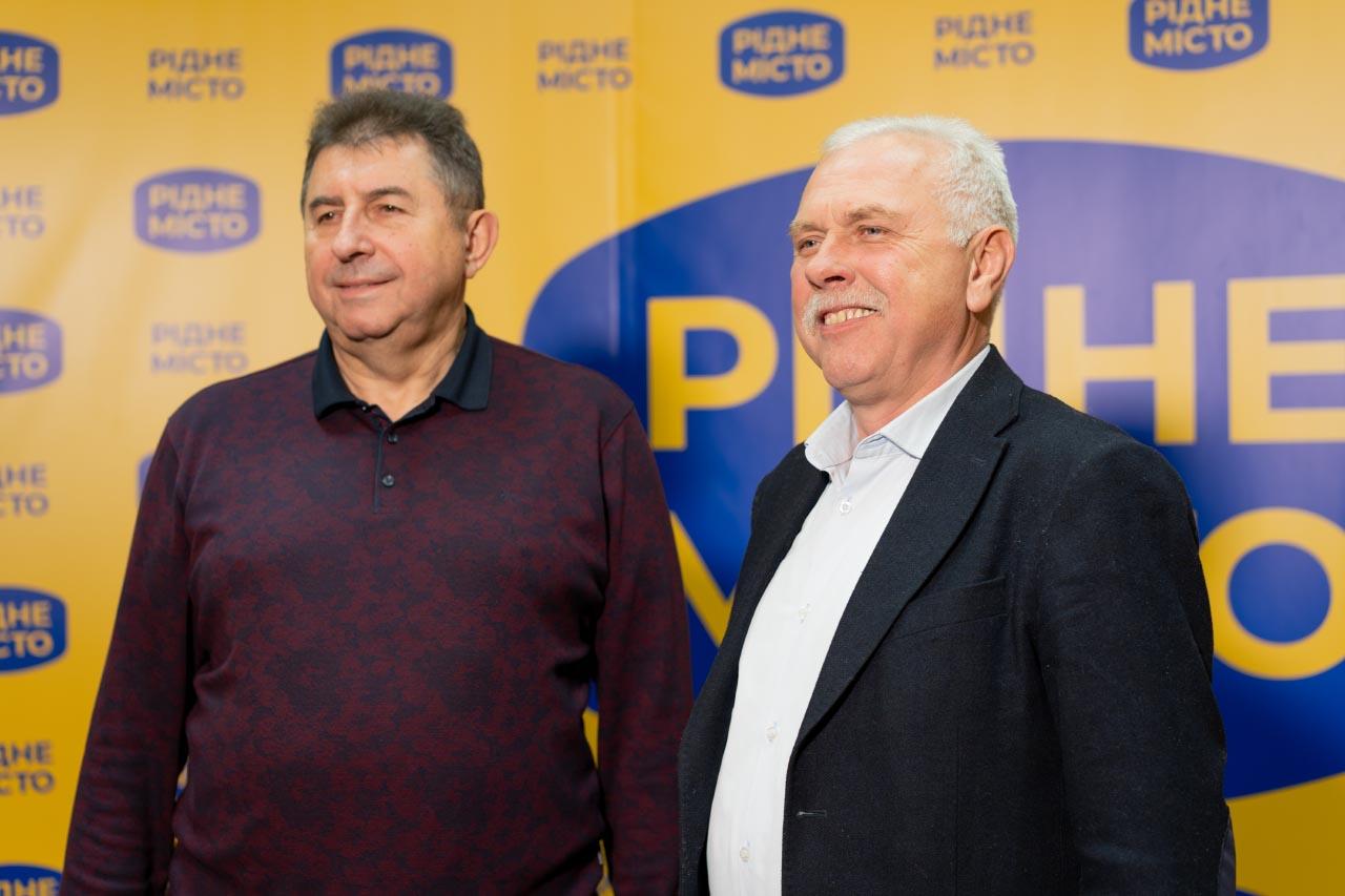 Олександр Удовіченко та «Рідне місто» підтримали кандидатуру Сергія Іващенка на посаду міського голови Полтави
