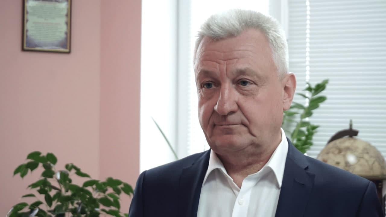 Голова ФГ «Филенківське» Володимир Филенко