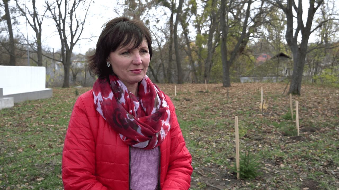 Педагог-організатор Комишнянської школи Світлана Олексенко