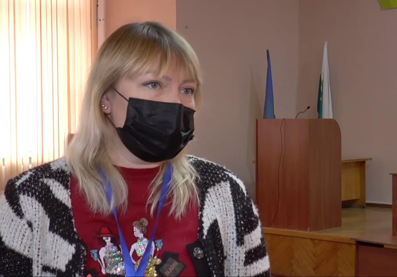Марина Базилюк