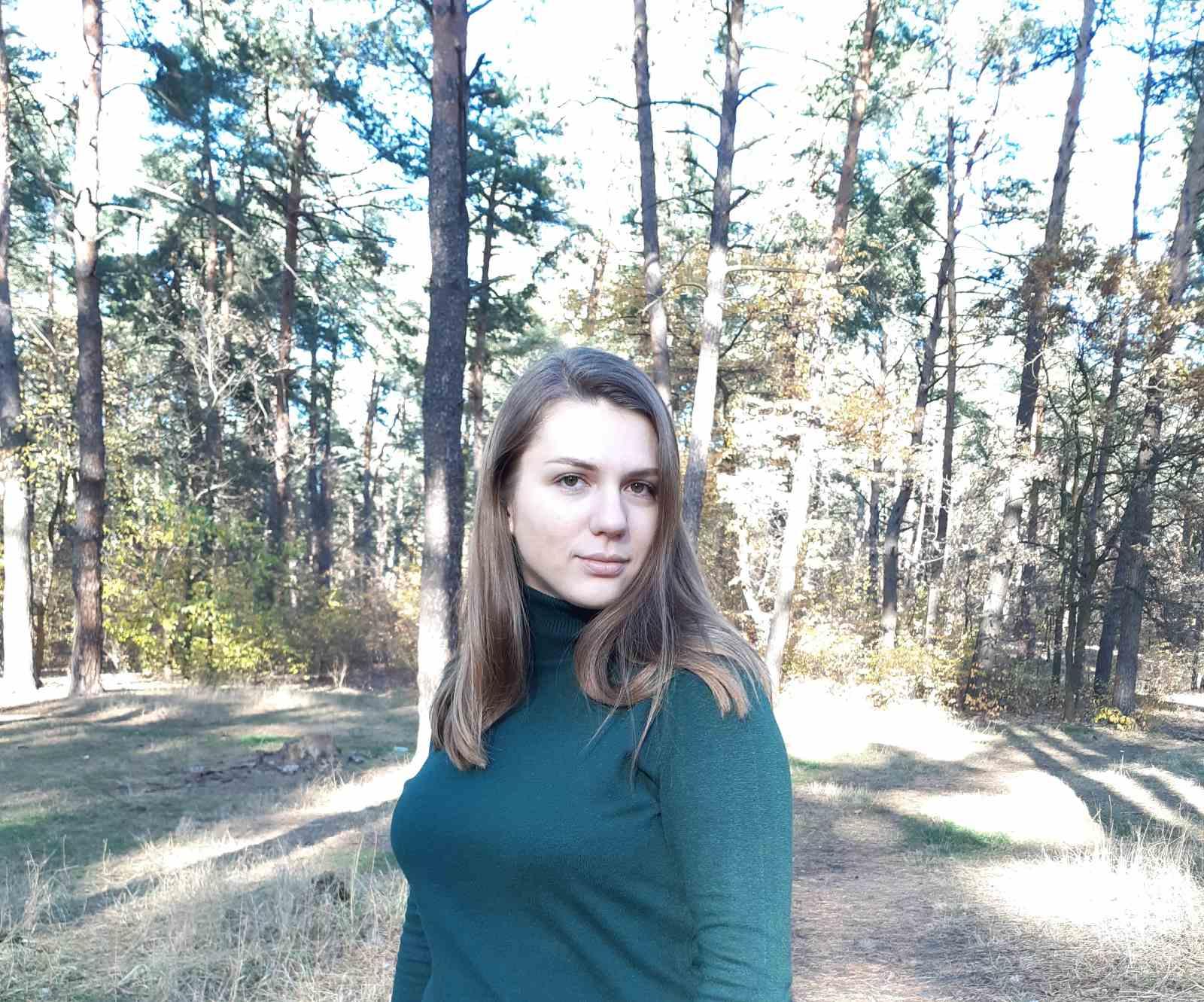 Вікторія Демура — стипендіатка благодійного фонду «Повір у себе»