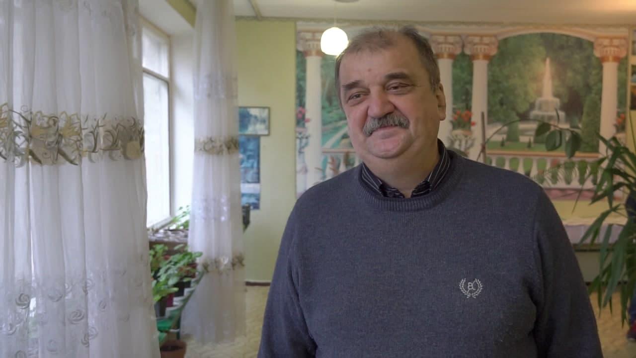 Директор Криворудської ЗОШ Павло Бабарика