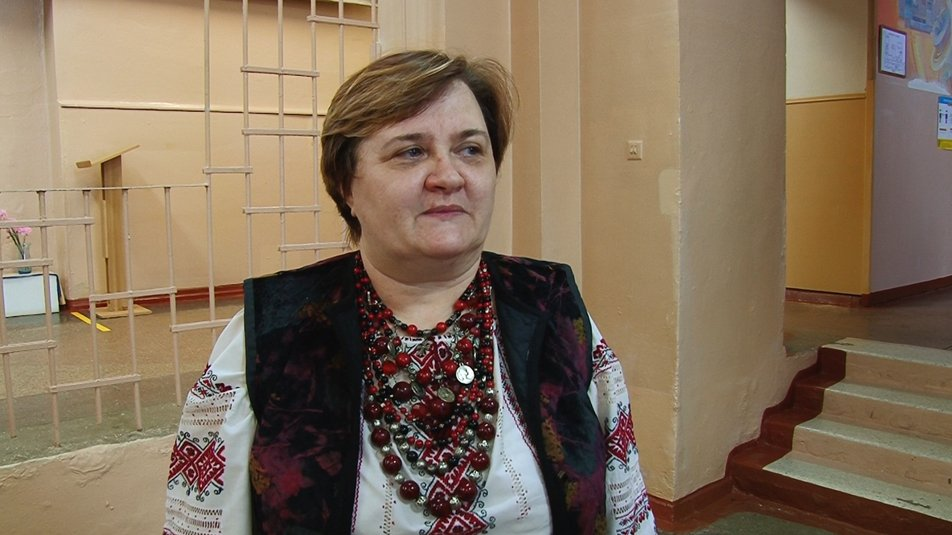 Світлана Маєвська, викладачка Полтавського політехнічного коледжу