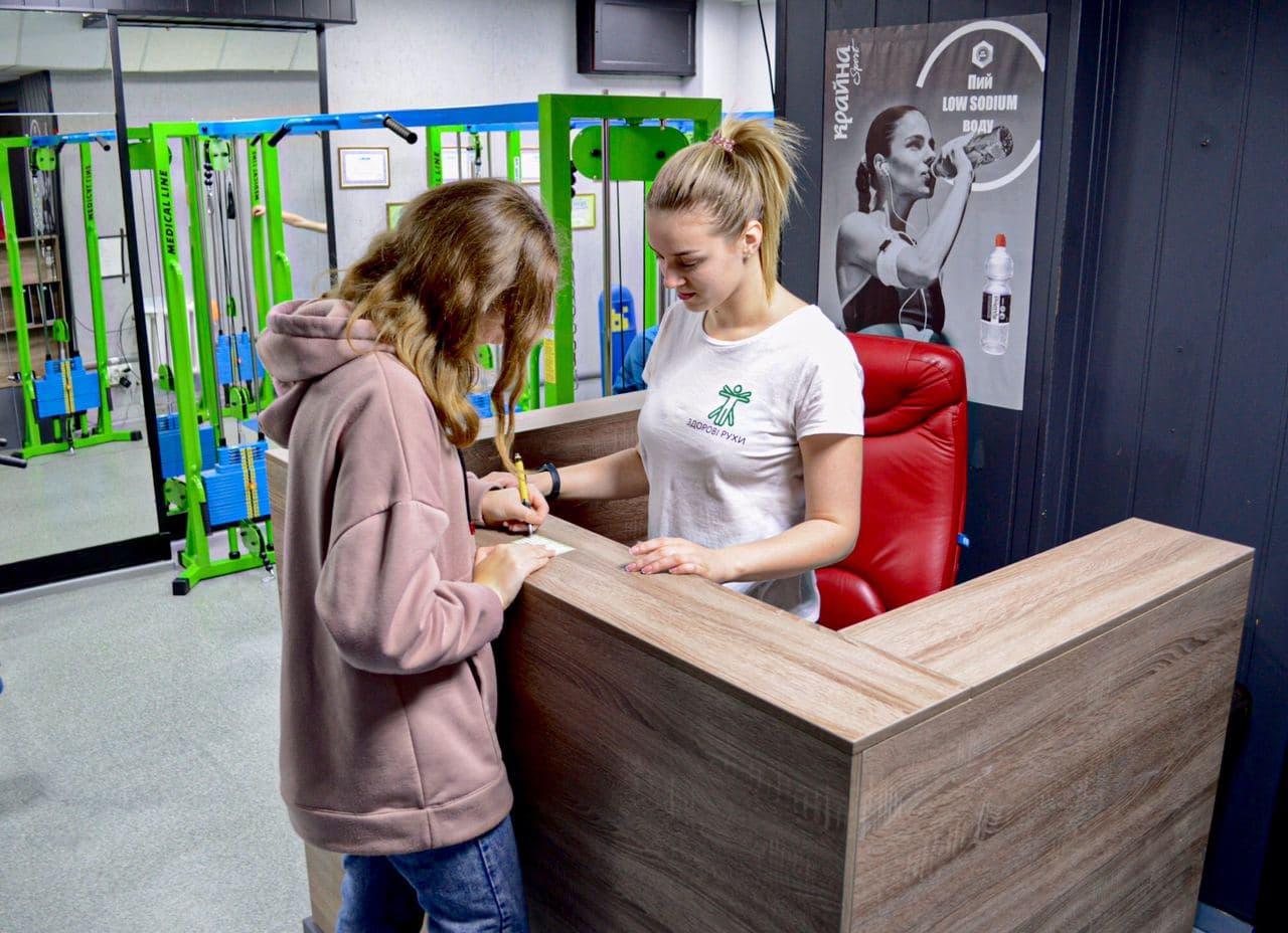 Студія «Здорові рухи» працює з клієнтами від дошкільного до поважного віку