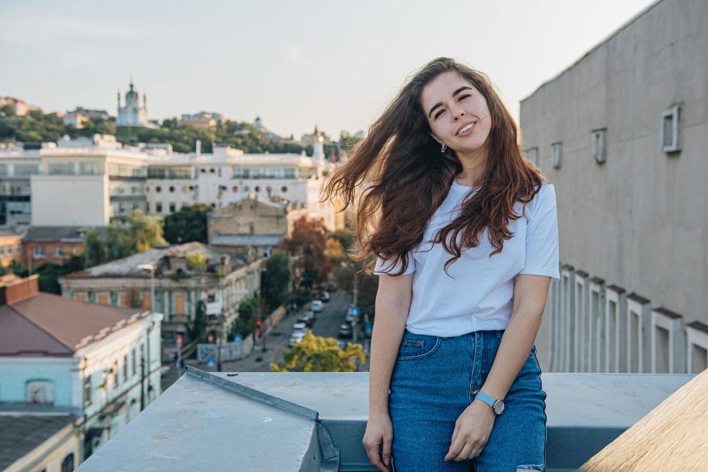 25-річна дівчина з Кустолово-Суходiлки Машівського району працює розробницею мобільних додатків у Києві
