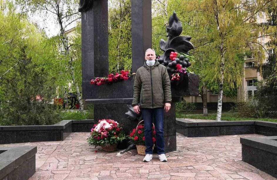 Голова Щербанівської громади Ігор Процик