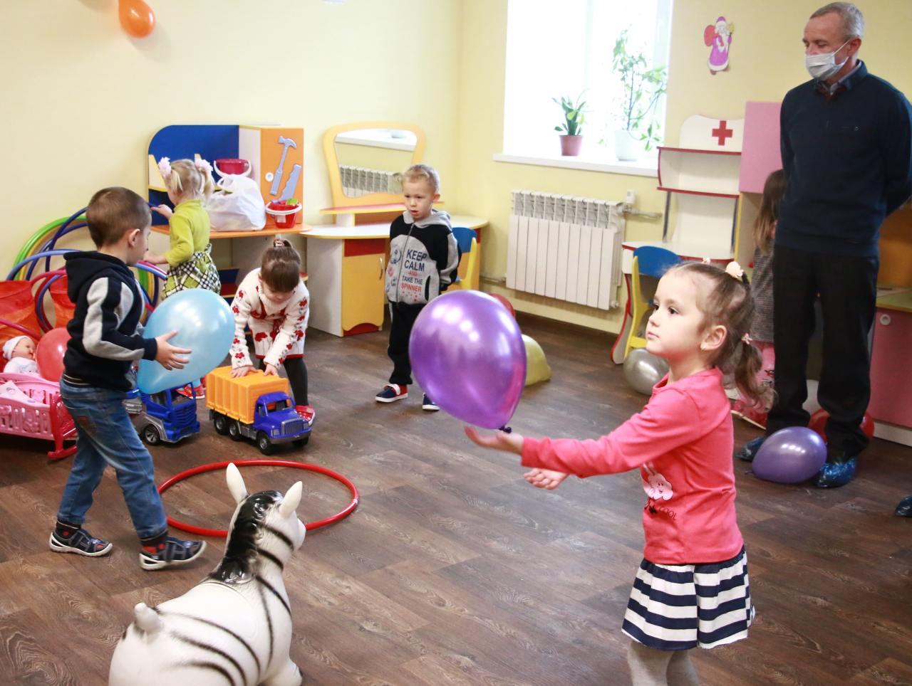 Дитсадок відвідуватимуть діти зі всієї громади