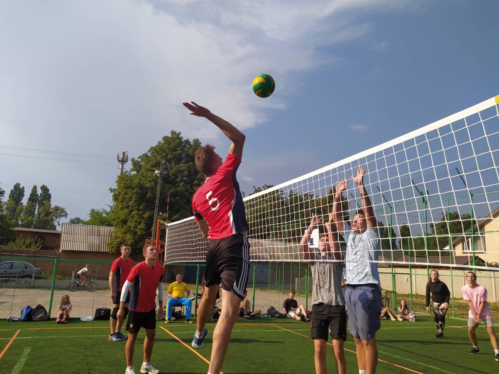 У громаді розвивають різні види спорту