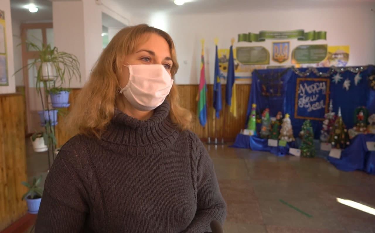 Заступниця генерального директора «Агрофірми «ім. Довженка» Наталія Хорольська