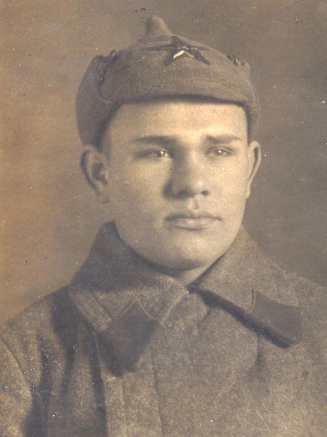 Микола Руденко, 1940 рік