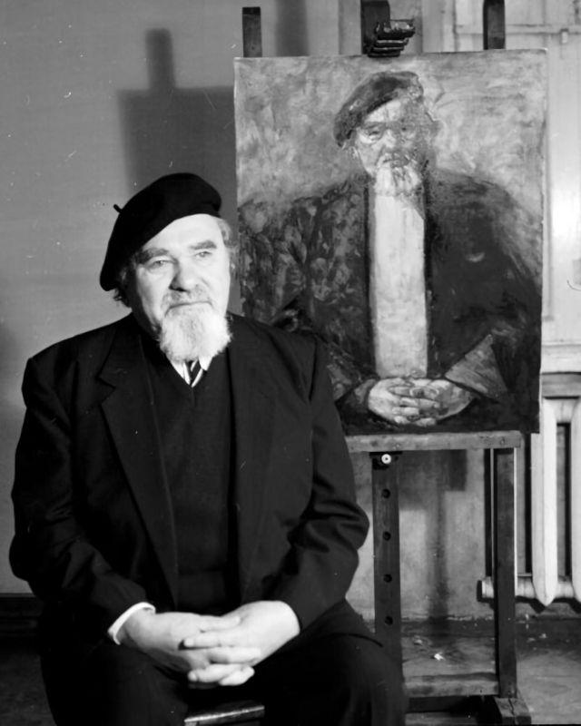 Микола Руденко в Києві. 1990-ті роки