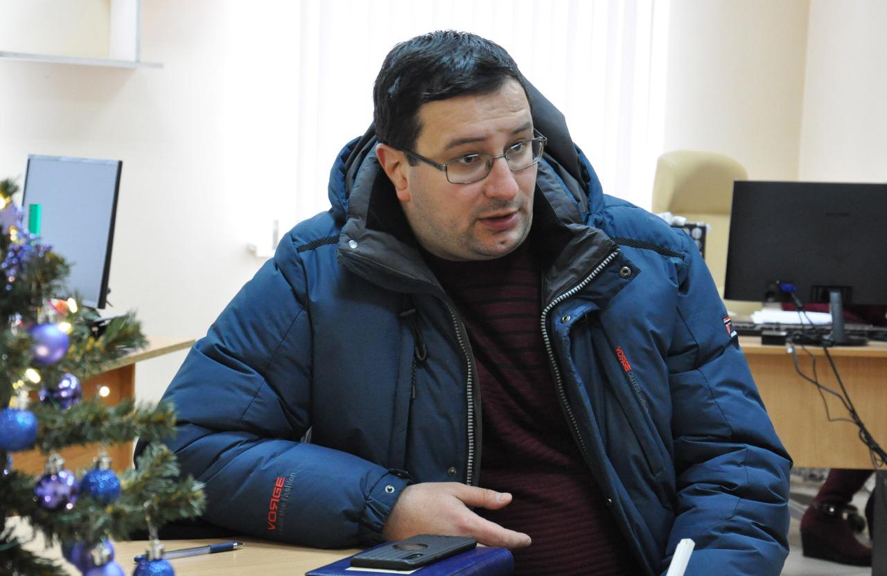 Олександр Пороскун, керівник ТОВ «Полтаватепло»