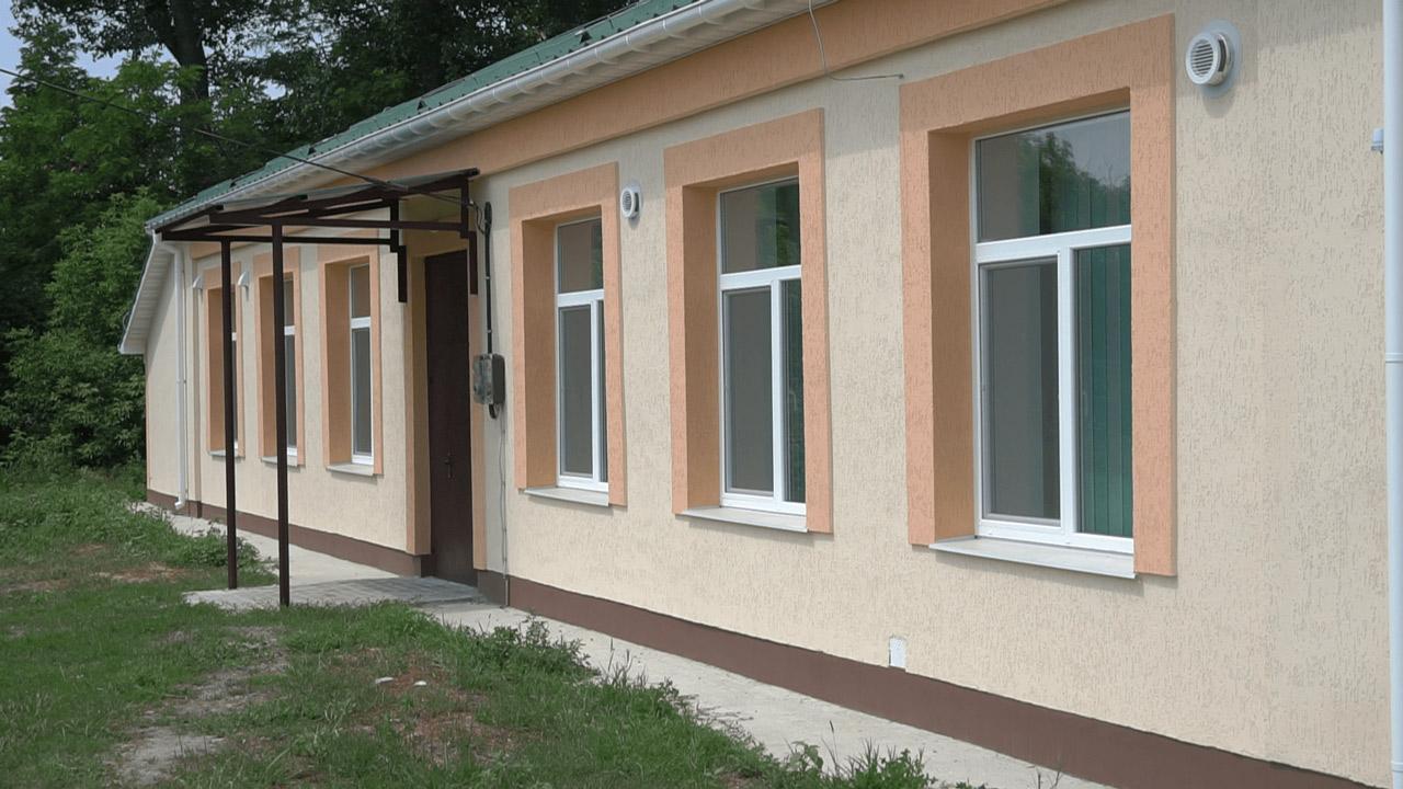 У школі Василівки реконструювали їдальню, спортзалу