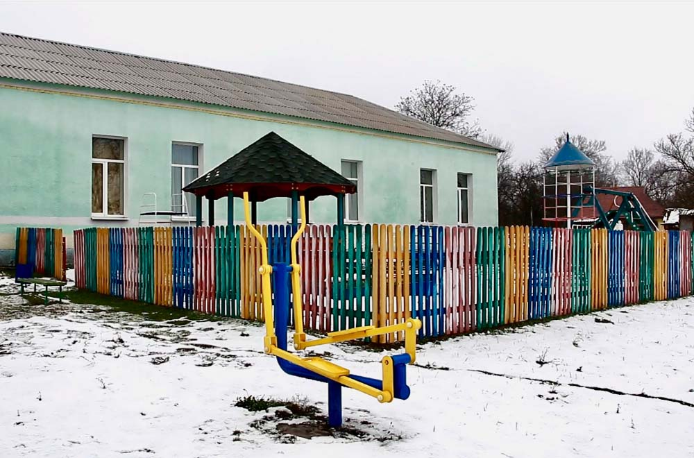 Березняківський дитячий садок «Росинка»
