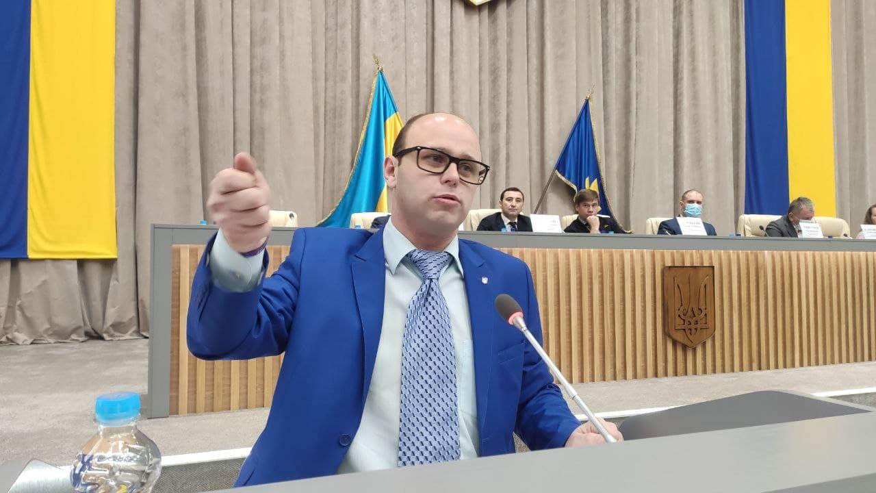 Олег Дядик