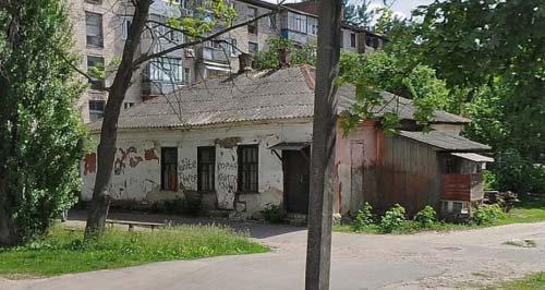 Вигляд будинку у 2012 році