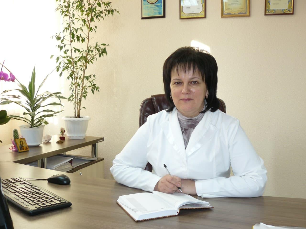 Світлана Левченко