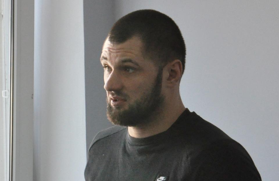 Олександр Соколовський — постраждалий у сьогоднішній стрілянині