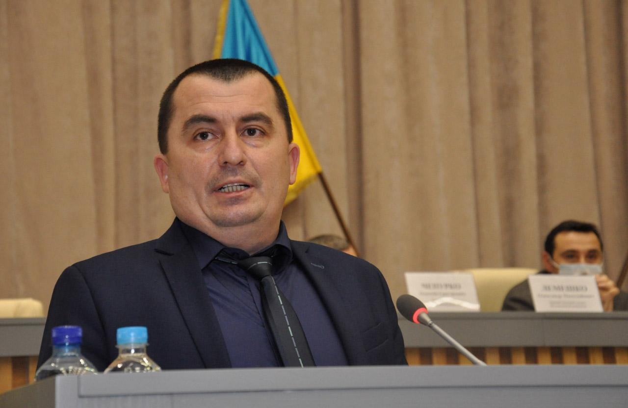 Перший заступник голови правління та головний інженер АТ «Полтавагаз» Олександр Чухрай