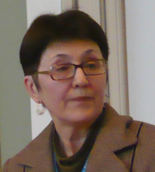Тамара Гундорова
