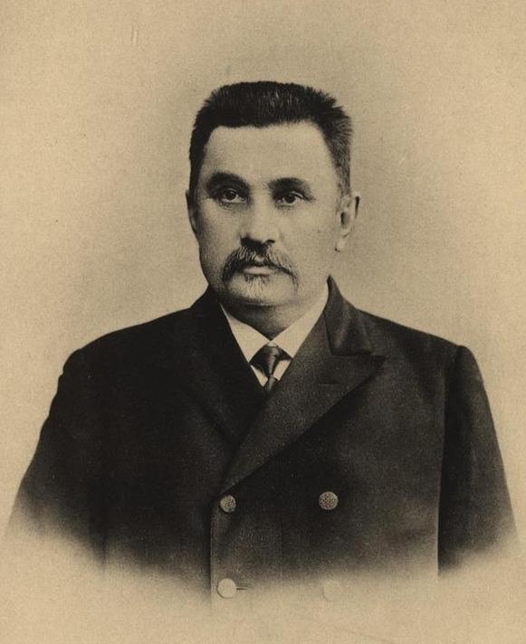 Ректор УВУ Федір Щербина