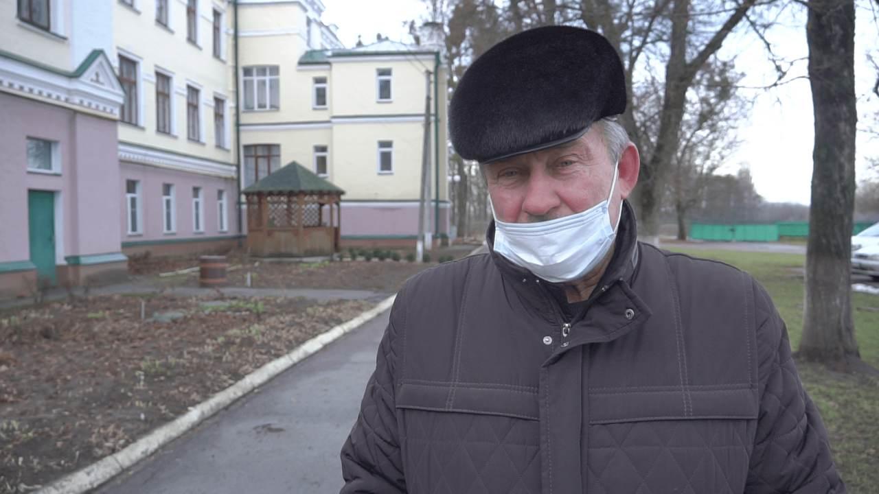 Директор ДП «ДГ імені 9 січня» Андрій Пасюта