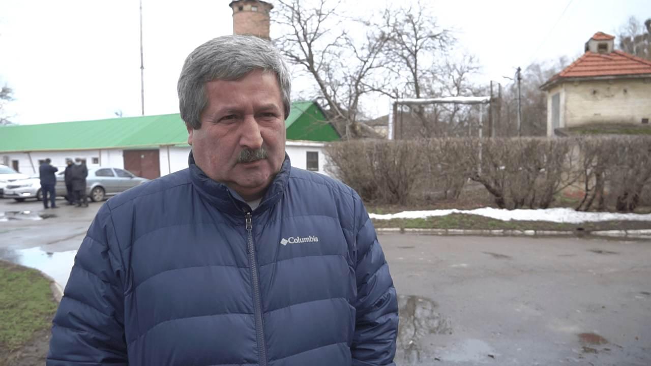 Директор ДП «ДГ імені Декабристів» Володимир Цибенко