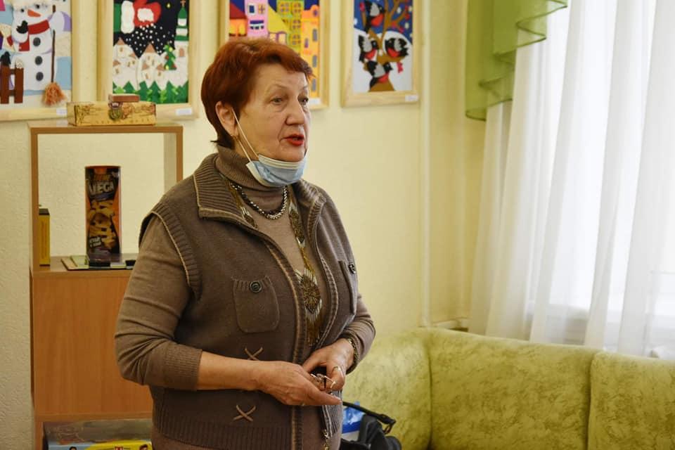 Директорка видавництва «Дивосвіт» Ганна Грибан