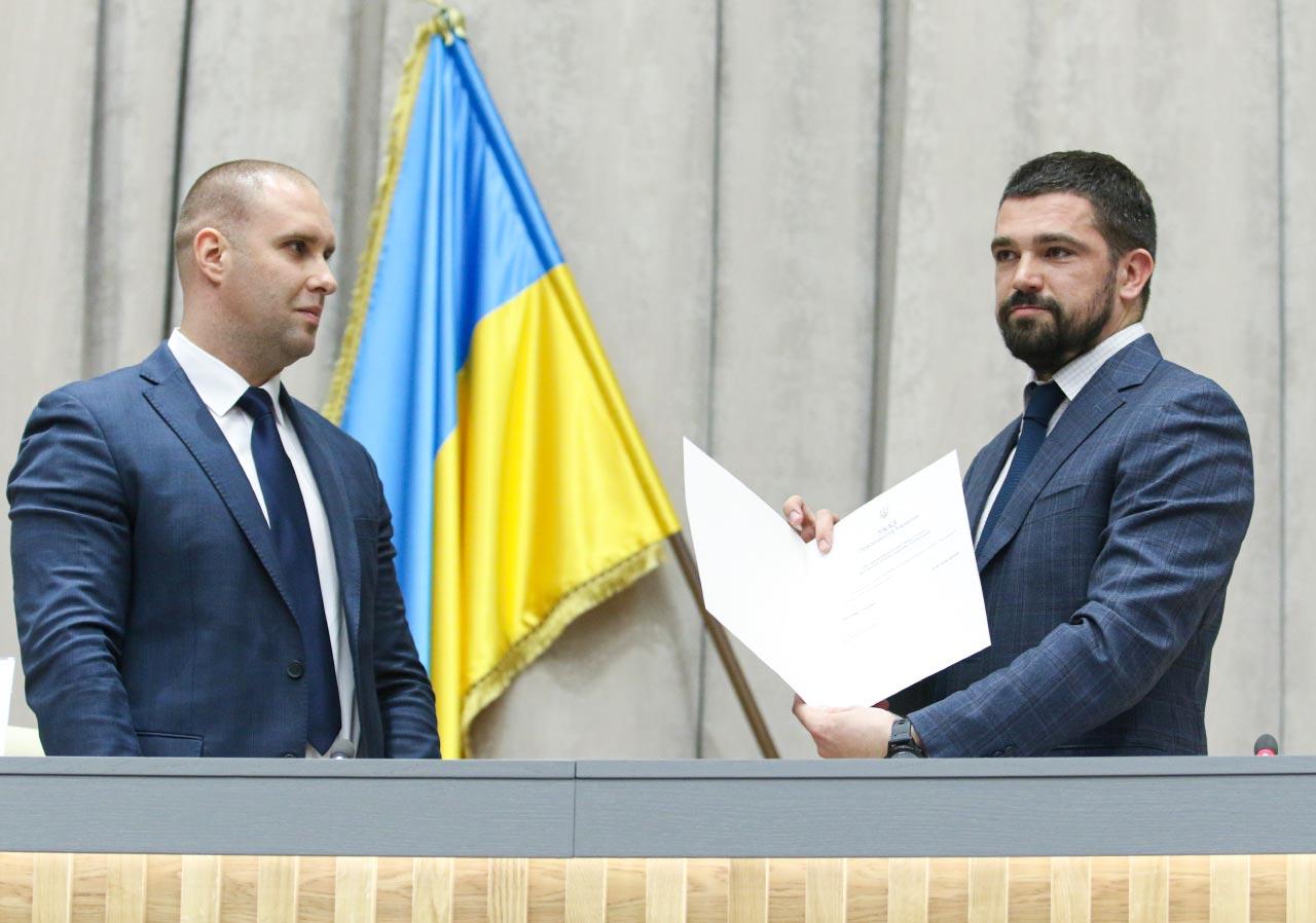 Олег Синєгубов та Сергій Трофімов