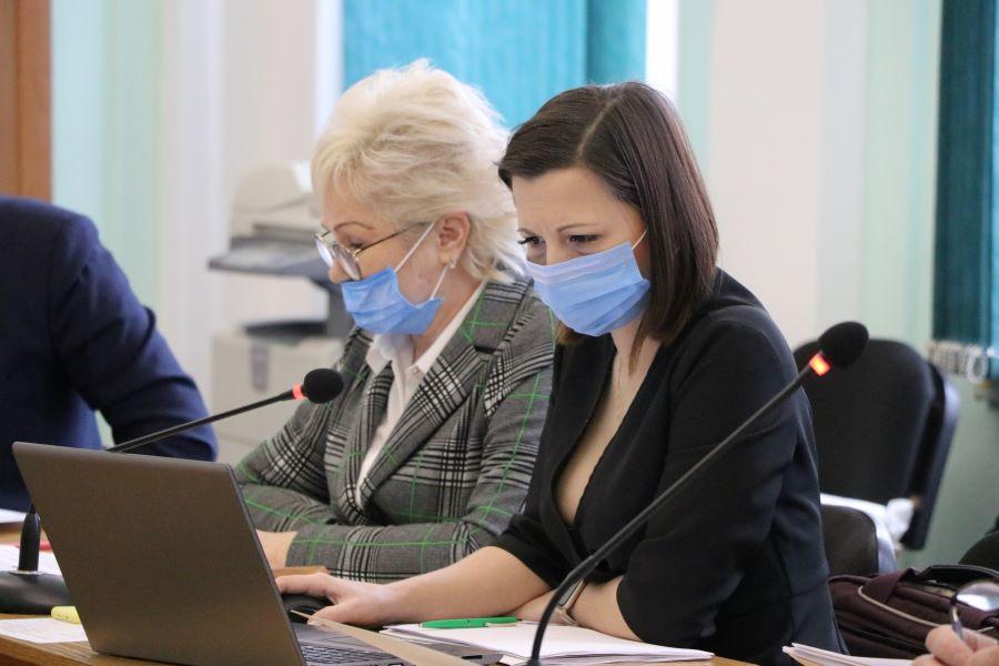 Світлана Нестуля та Юлія Городчаніна