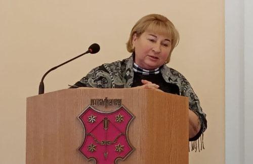 Тетяна Литвин (Гожули)