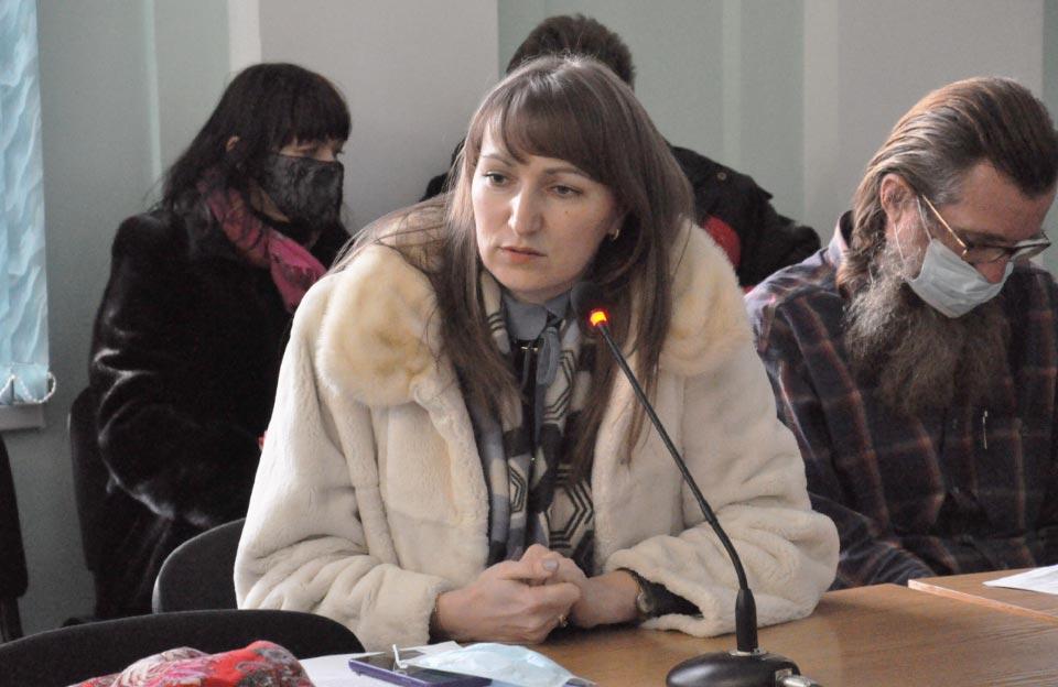 Олена Філонич, проректор НУПП з науково-педагогічної роботи та економічного розвитку