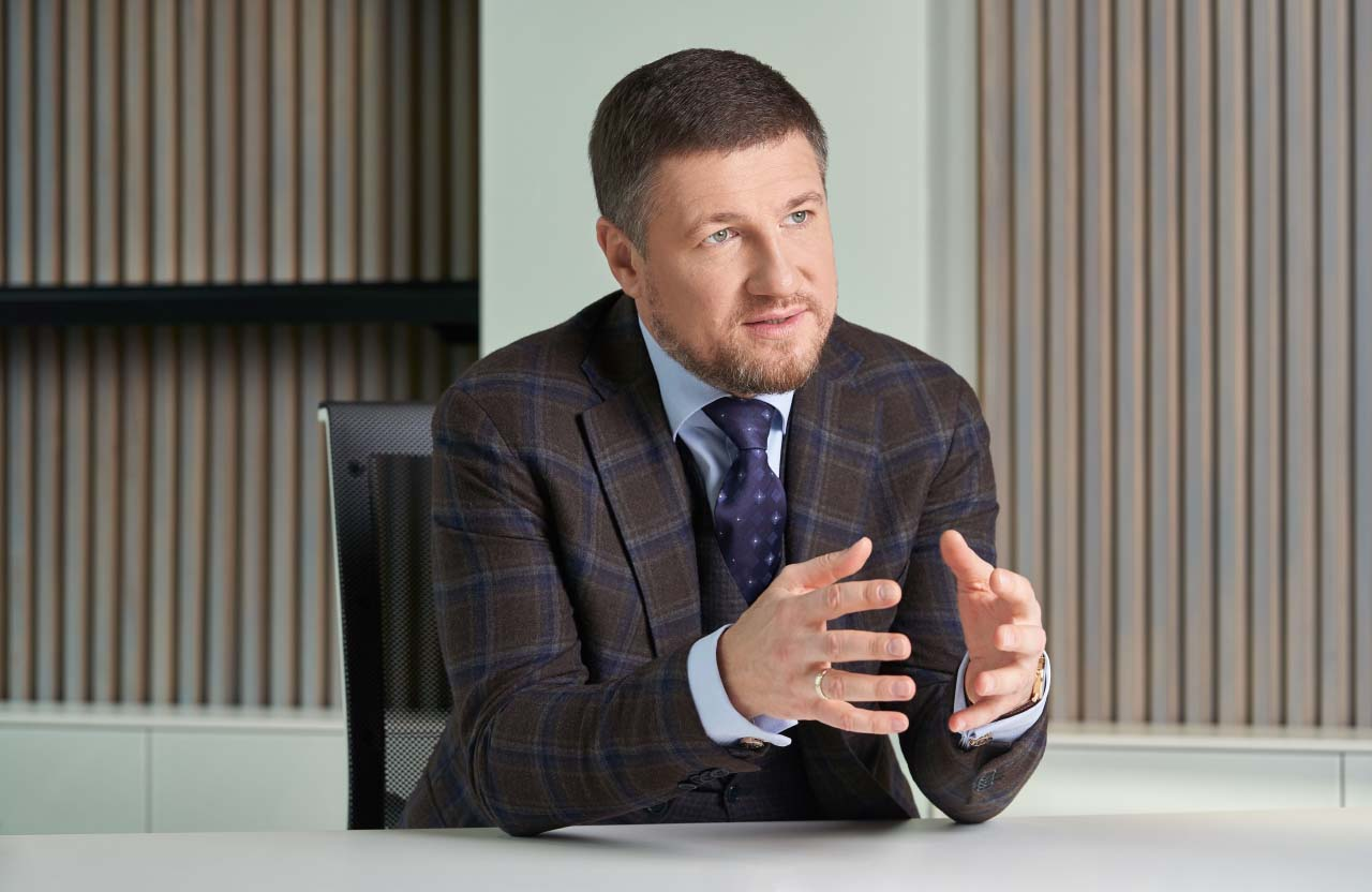 Генеральний директор ДТЕК Нафтогаз Ігор Щуров