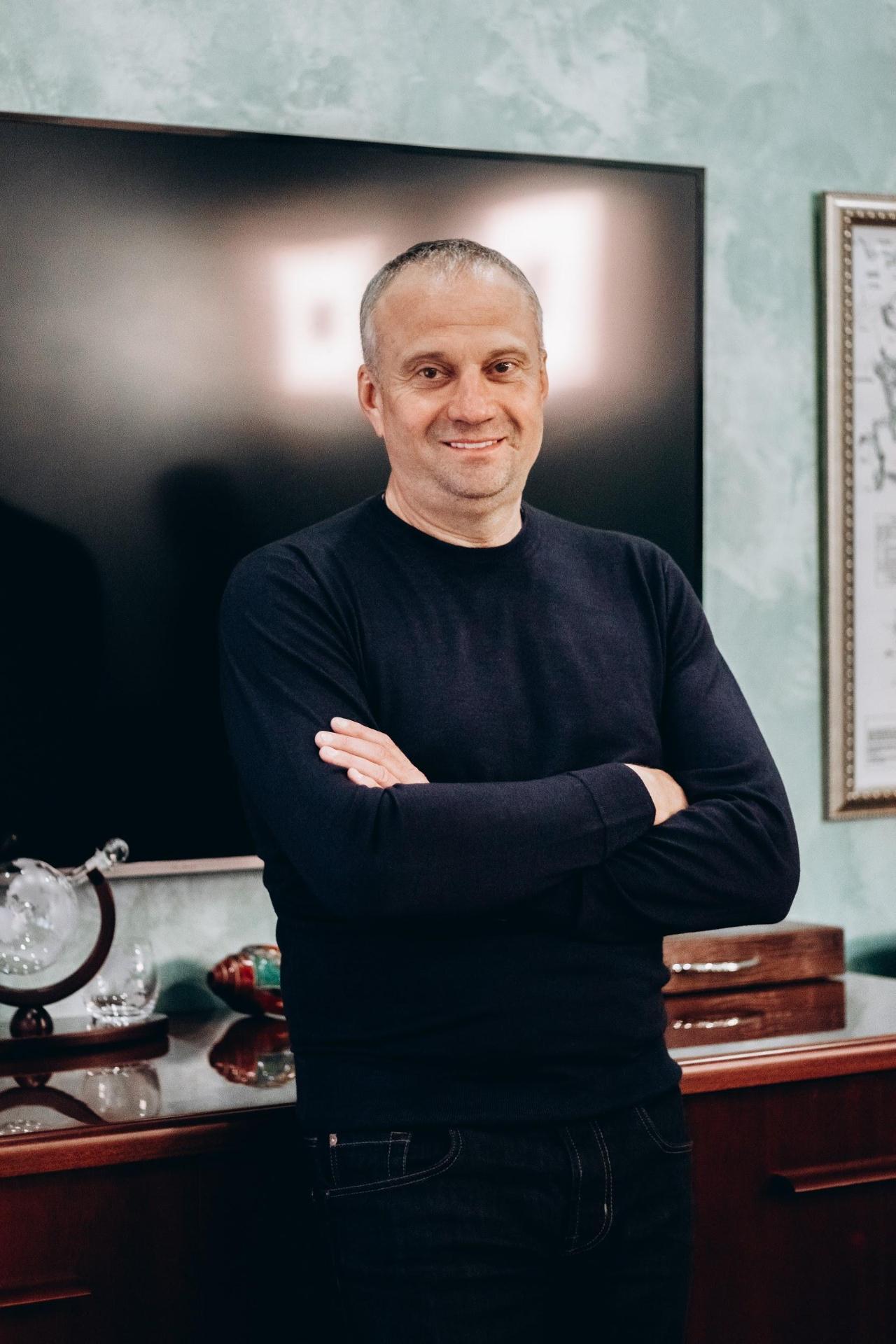 Ігор Сірик, директор компанії Novos Development Group