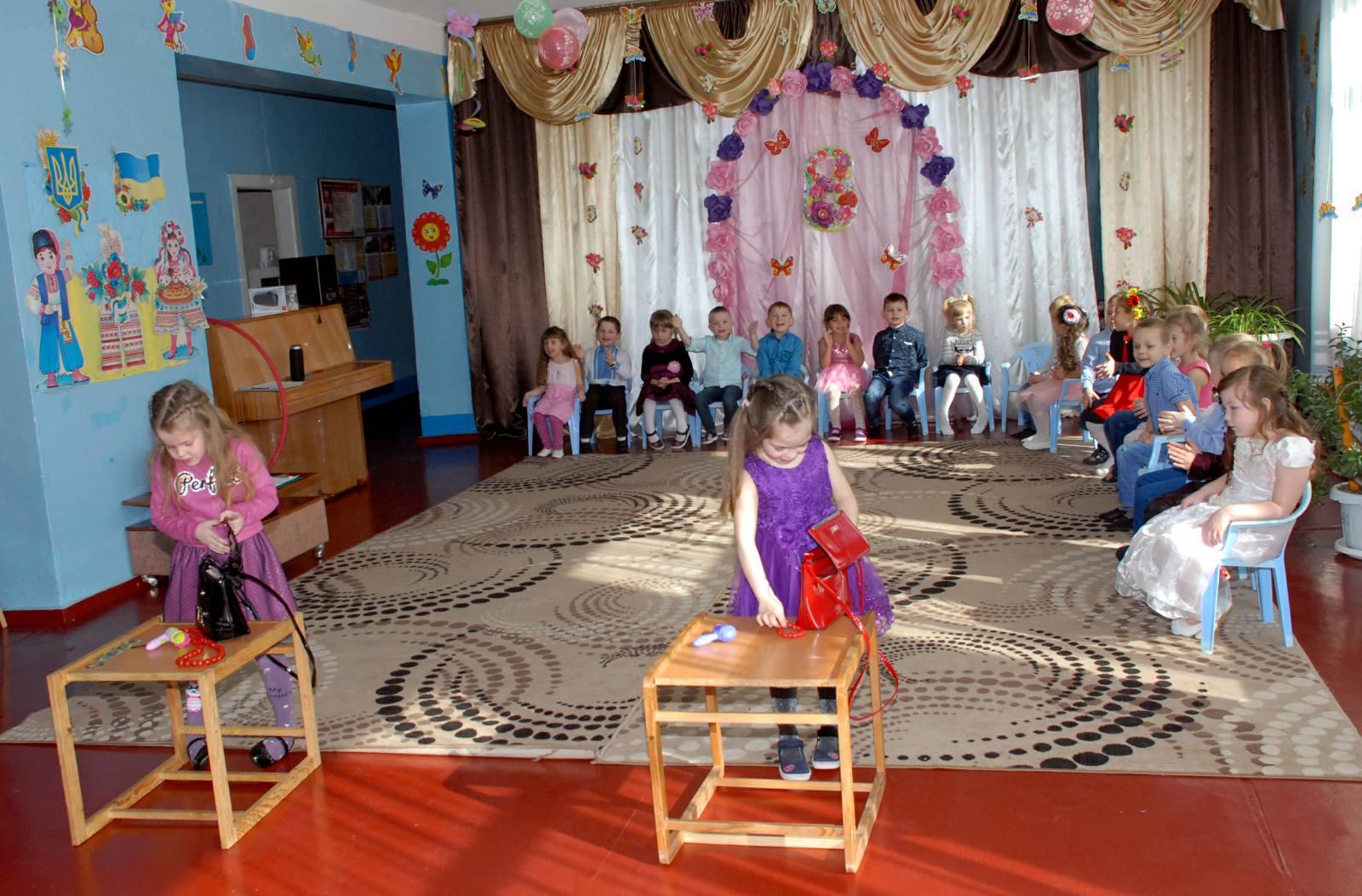 Група Вишенька Вихованці  дошкільного підрозділу Степненського НВК