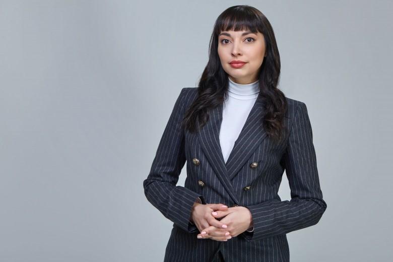 Менеджерка з регуляторної политики ДТЕК Нафтогаз Юлія Боржемська