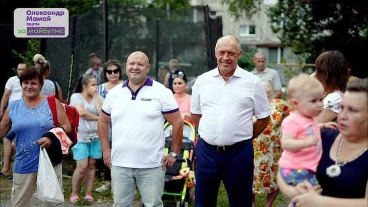 Віктор Булат та Олександр Мамай