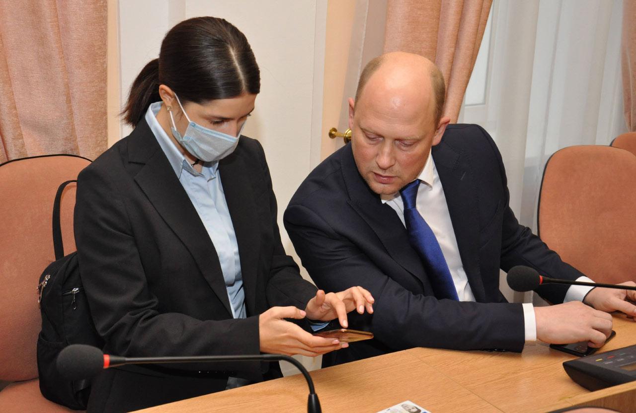 Владлена Каплін та Сергій Каплін