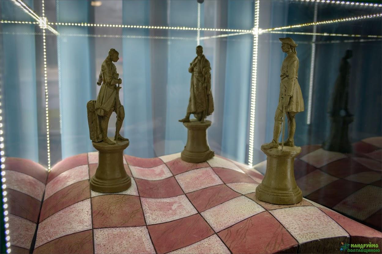 Мистецький проєкт «Шахівниця»