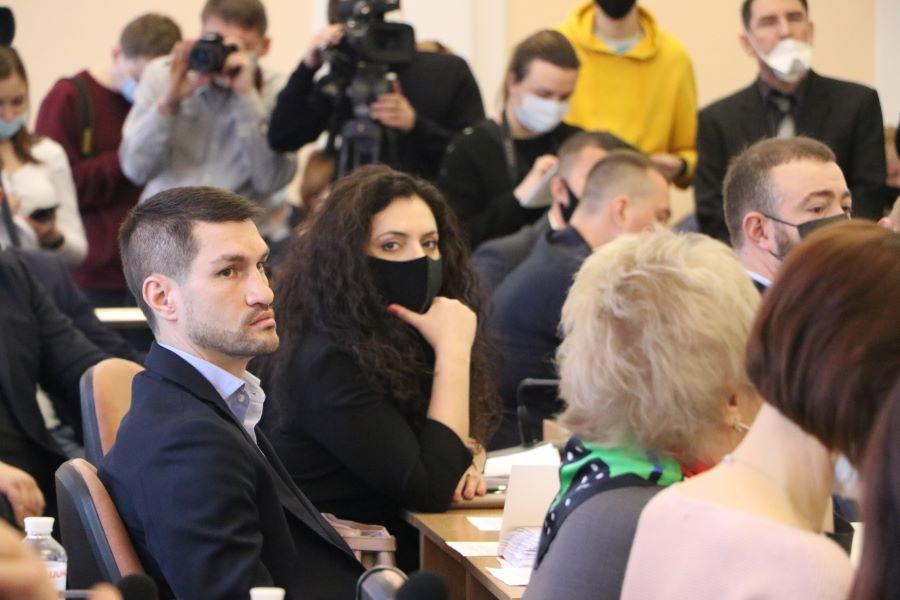 Антон Ярмолюк та Маріанна Соліман