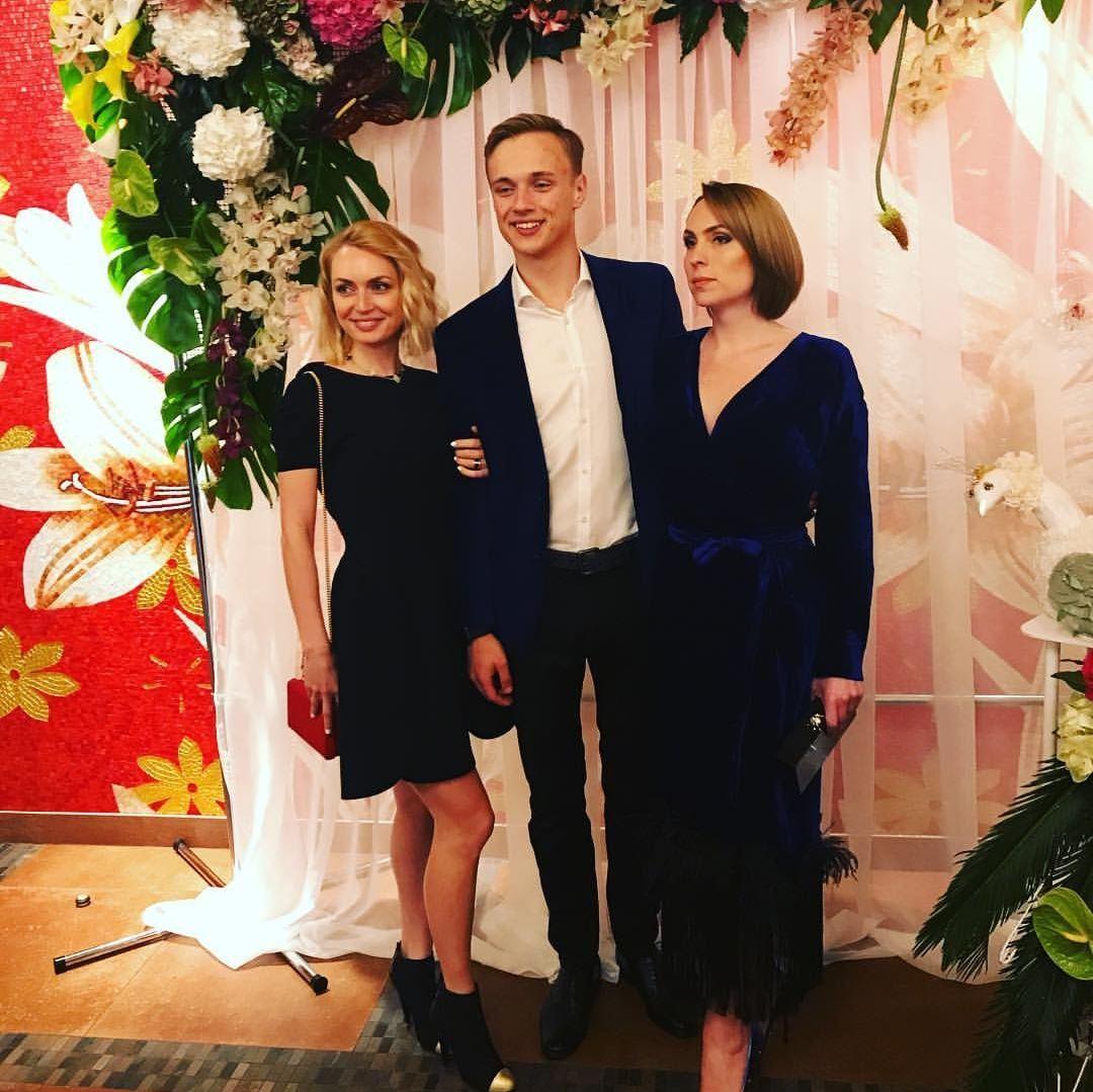 Наталія Веретеннікова, Сергій Мамай та Ірина Климко
