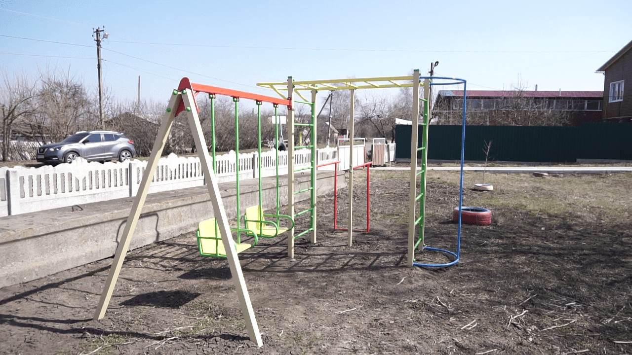 Мешканці Кованчика своїми руками створили «Парк фізичного здоров'я»