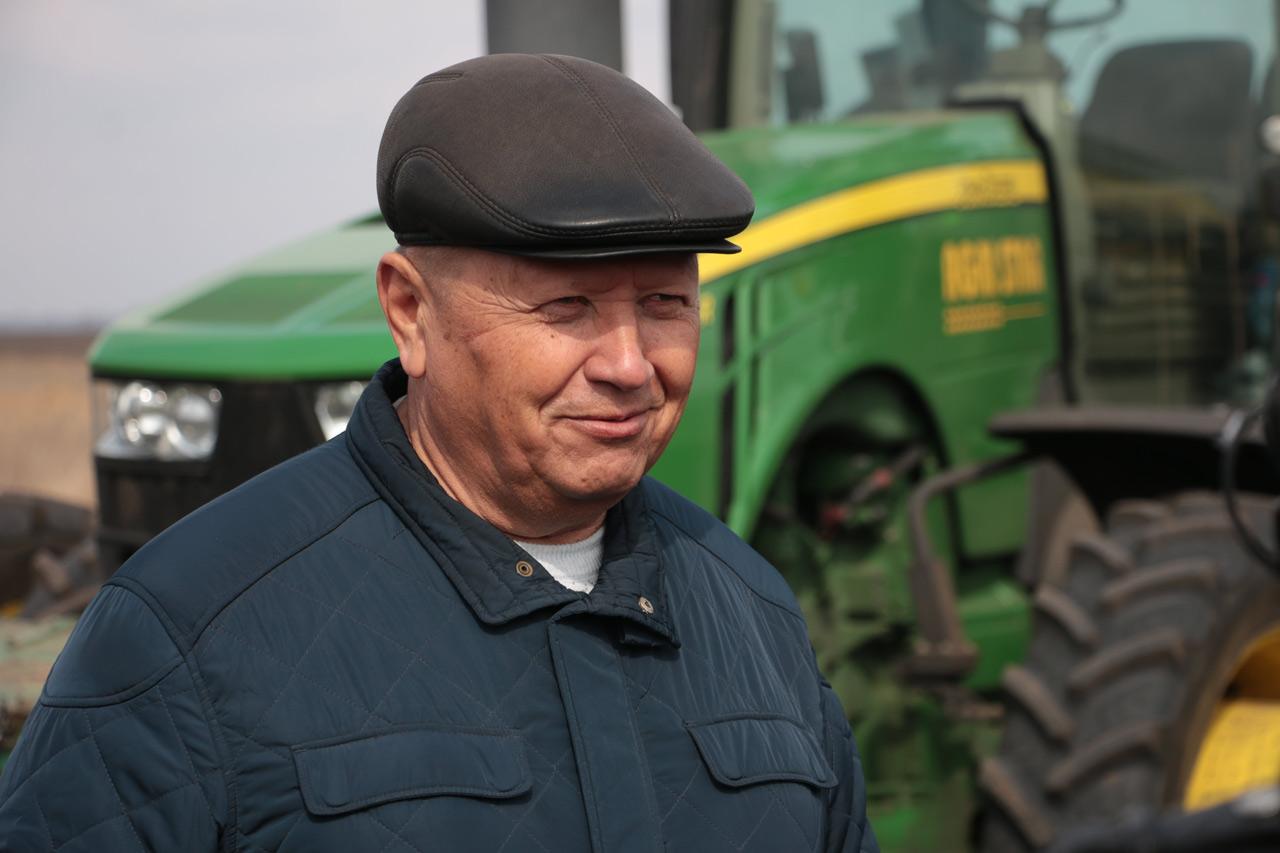 Генеральний директор ТОВ «Астарта-Прихоролля» Павло Кандиба