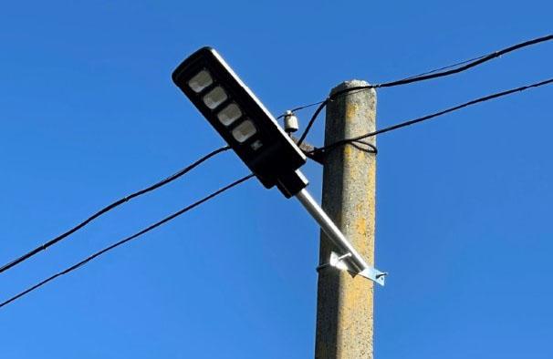 Енергоефективне вуличне освітлення у с. Піщане