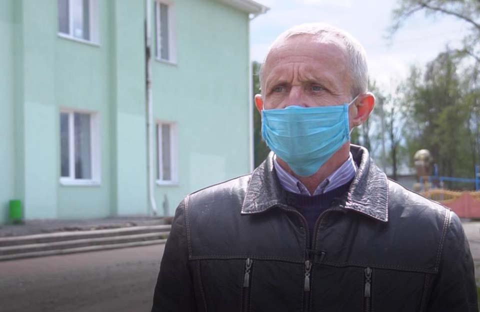 Головний освітянин Коломацької територіальної громади Володимир Сакун