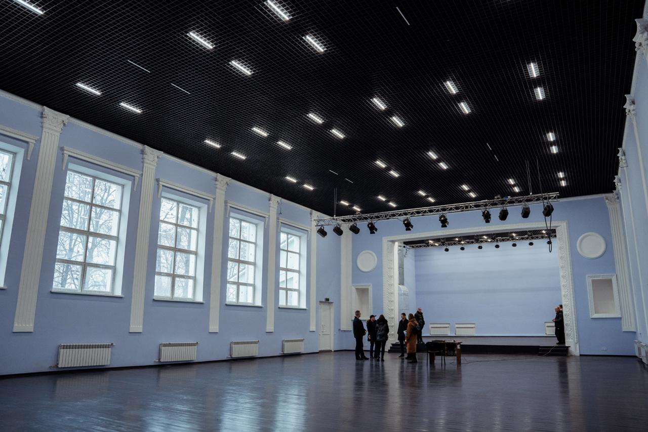 Коломацький будинок культури майже цілком відремонтований коштом ренти та за підтримки газовидобувників